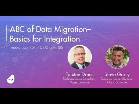 ABC of Data Migration - Basics for Integration