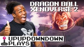 Dragon Ball Xenoverse 2: Creed's power... IT'S OVER 9000!!! — UpUpDownDown Plays