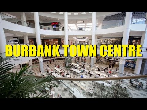Mall Meandering (ep. 199): Burbank Town Center
