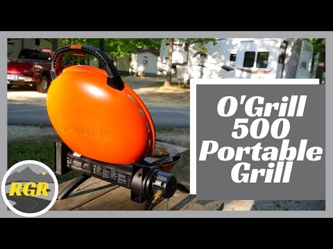 O'Grill 500 | Product Review | Portable Travel Friendly Grill