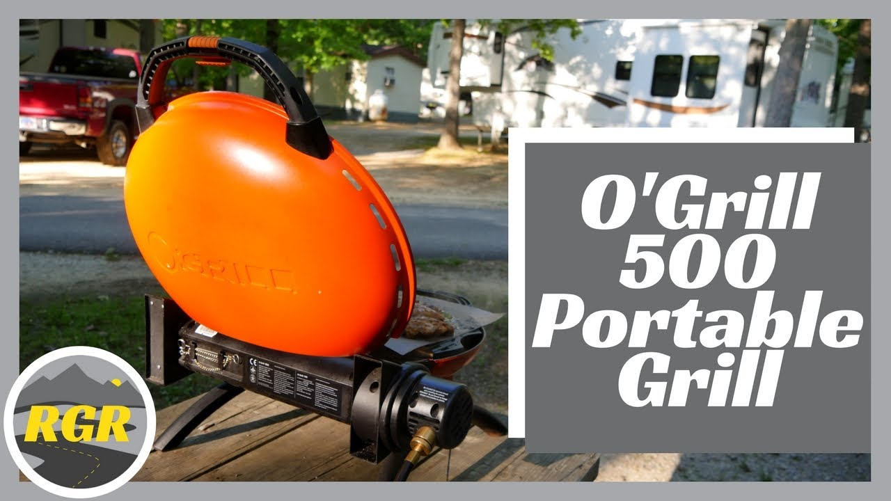 O Grill 500 Product Review Portable Travel Friendly
