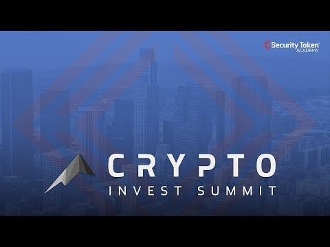 Security Tokens Take Center Stage at Crypto Invest Summit 2018