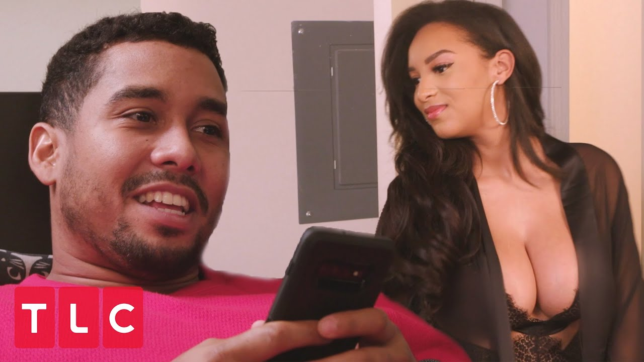 Chantel Shows Off New Lingerie for Pedro | The Family Chantel