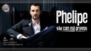 Repeat youtube video Phelipe - Vad Cum Ma Privesti (Audio)