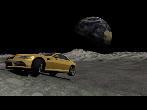 BeamNG.drive - Lunar Surface