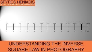 Understanding the Inverse Square Law in Photography