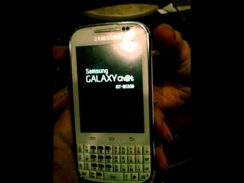 How To Root Samsung Galaxy Chat GT-B5330