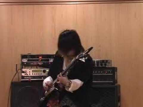 X (X JAPAN) Silent Jealousy Guitar Cover