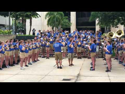 PLHS Band - Tamarind Park - Honolulu, Hawaii - 9 of 14 - 2018-03-13