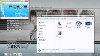 Desktop Modding - Final Fantasy XIII Menu Style