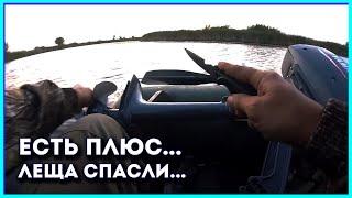 Ну хоч ляща врятували)))