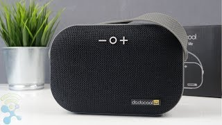 Dodocool DA150 High-Resolution Rechargeable Wireless Bluetooth Speaker : Unboxing & Review