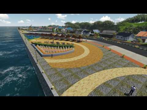 Water Front City Majene - Segmen II Pantai Labuang - Parappe