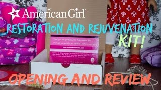 American Girl Doll Restoration & Rejuvenation Kit!