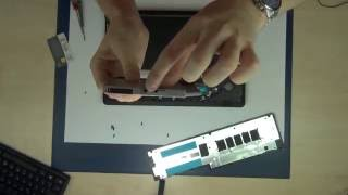 Dell Vostro 15 Laptop 3000 3559 3558 Serie RAM HDD SSD Battery Keyboard Upgrade Replacement Tutorial