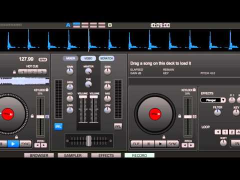 Broadcast Live Internet Radio using Virtual DJ (Tutorial)