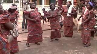 Kinka Drumming and Dancing