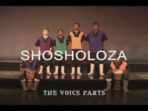 The Drakensberg Boys Choir  Shosholoza