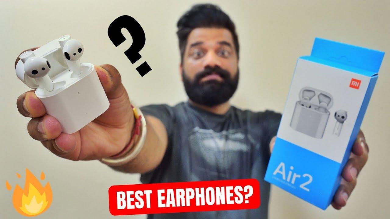 Xiaomi Mi True Wireless Earphones 2 Unboxing First Look Best Budget True Wireless Earphones Youtube