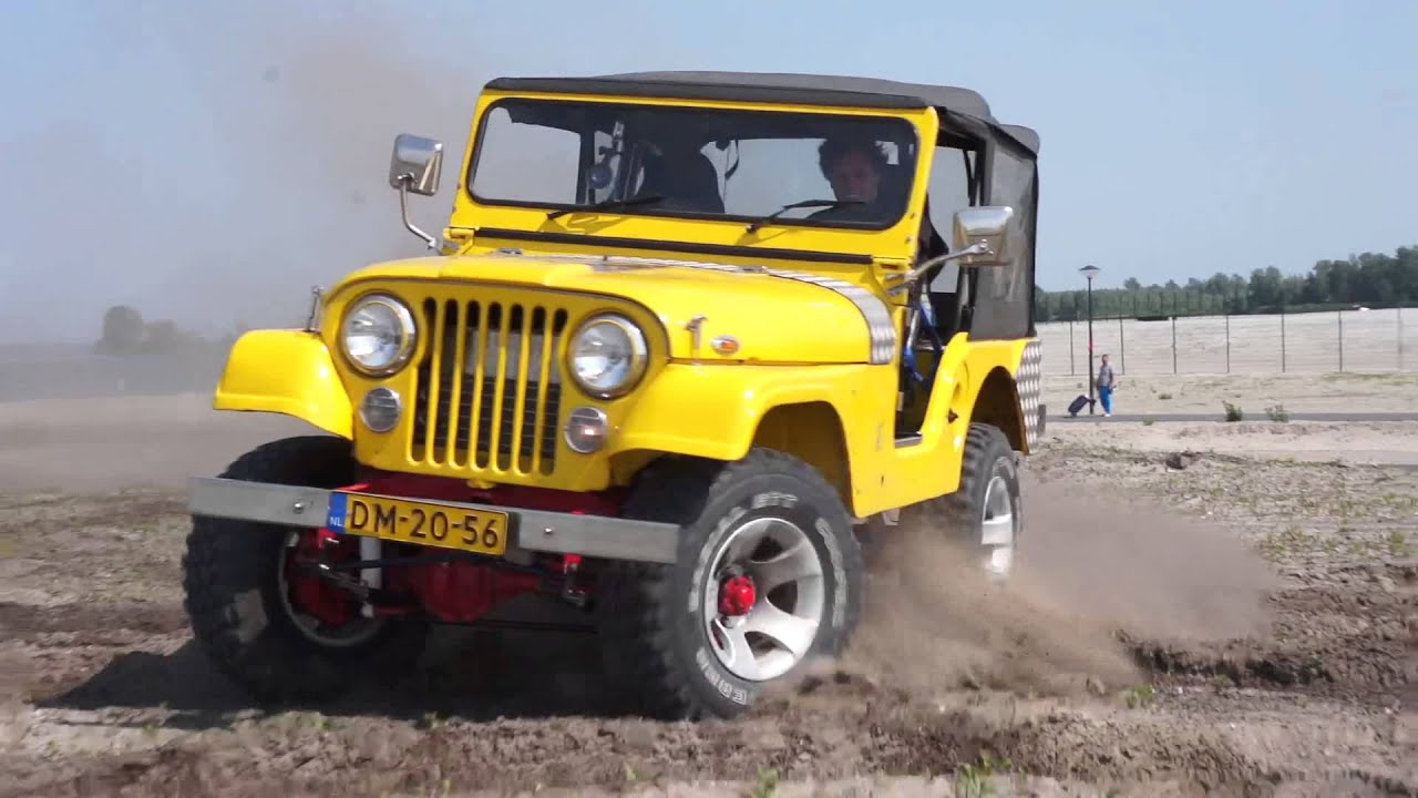 1969 Jeep Cj5 Conversion By New Electric