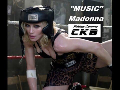 "CKB ""MUSIC"" Madonna adaptada para CKB"