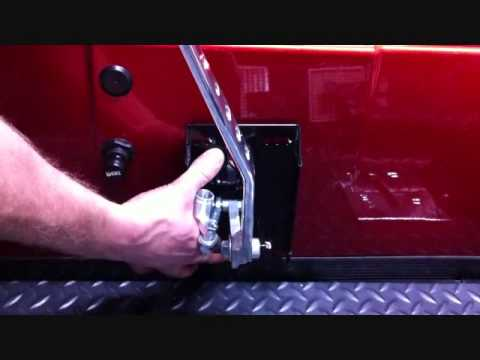 Jake's Sport Shifter Installation Yamaha G14-G22 - YouTube