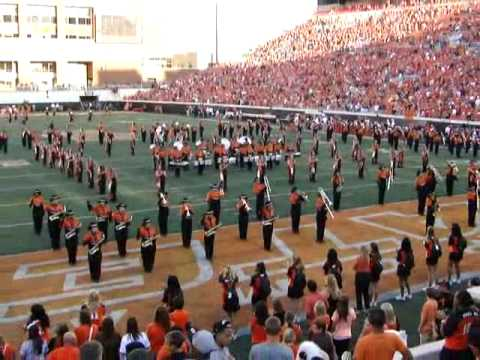 Oklahoma State University Fight Song
