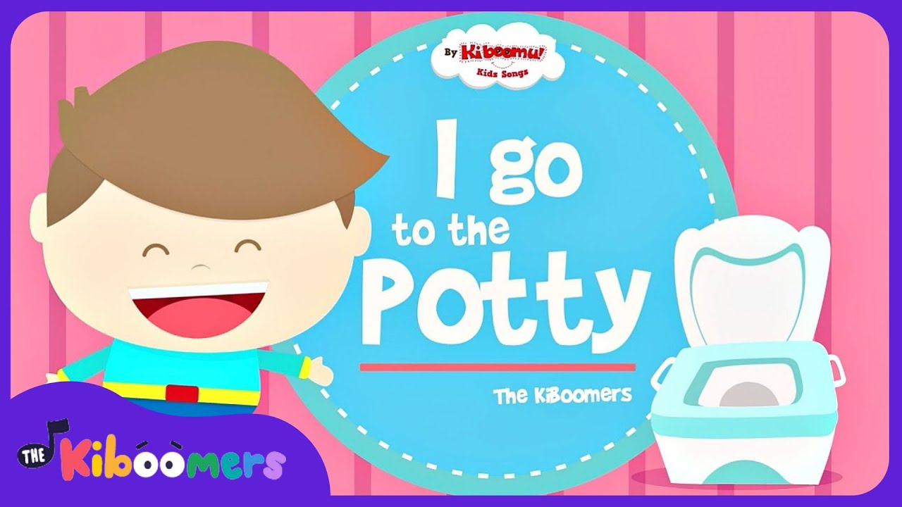 Potty Dance Lyrics | Potty Song Lyrics (video) | Potty