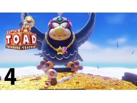 Captain Toad: Treasure Tracker   Deel 4