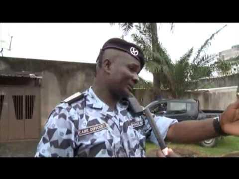 Sécurité/ Cocody: des braqueurs abattus par la police