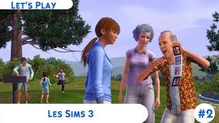 Les Sims 3 | Episode 2 | Construction de la maison! (Partie 1)