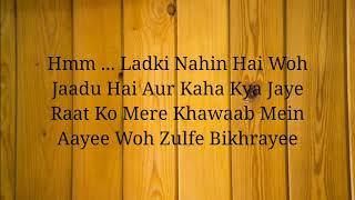 Lirik Lagu Bholi Si Surat | Dil To Pagal Hai (1997) | Lata Mangeshkar & Udit Narayan