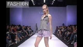 KRISTINA TI Spring Summer 2006 Milan - Fashion Channel