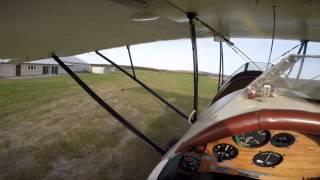 Pietenpol landing