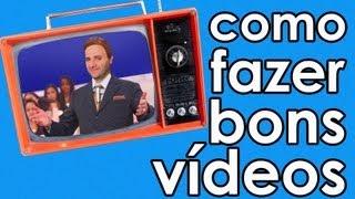 Baixar Como fazer bons vídeos (dicas para vídeo)
