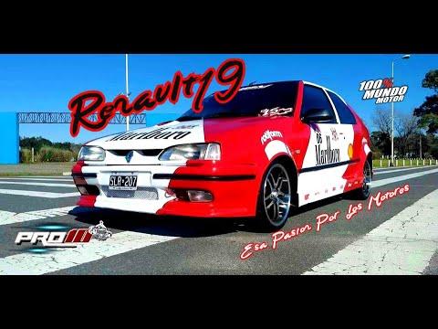 Pro10 Elite 📺 Renault 19 🚘 16V. 🇦🇷 El Garage Argentina 📺 🇦🇷 Oficial