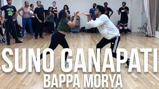 Suno Ganpati Bappa Morya | Judwaa 2 | Rohit Gijare | Dance | Choreography Varun Dhawan | Jacqueline