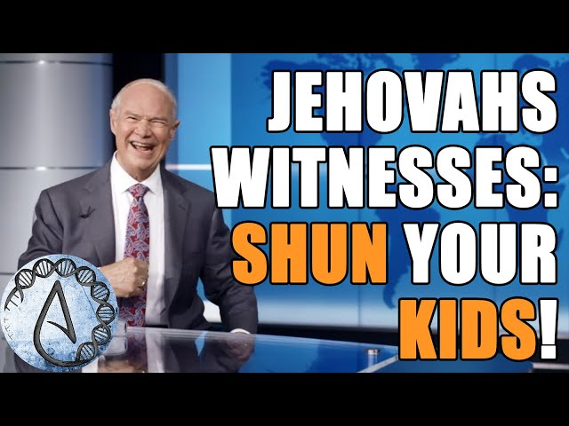 What If A Jehovahs Witness Minor Is Disfellowshipped?