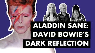 Aladdin Sane: David Bowie's Dark Reflection of Ziggy Stardust