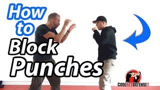 Block Punches and Strike Back - Fight Tips