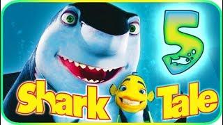 Shark Tale Walkthrough Part 5 (PS2, GCN, XBOX) Chapter 5