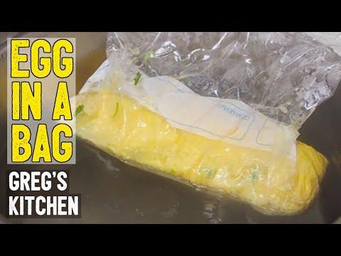 Omelette In Bag