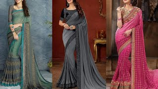 Cheap Rate Buy Party Wear And Designer Saree Collection With Online Shopping Website