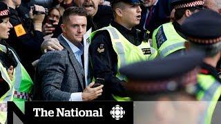 Tommy Robinson: Free speech activist or anti-Islam agitator?