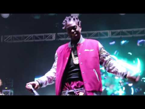 Kodak Black live at Rolling Loud Festival