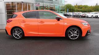 Lexus Stoke - New CT 200h F Sport