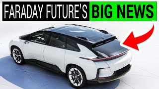"Faraday Future ""2.0"" Announces New Car & FF91 Production Date"
