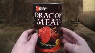 """Dragon Meat"" with Barry 
