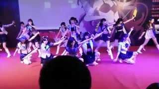 20140906 SNH48 TEAM NII 心电感应 @ COMICUP 14.5 SHANGHAI
