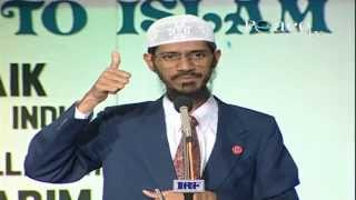 Why the West is Coming To Islam? by Dr Zakir Naik | Full Lecture